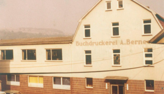 Buchdruckerei Bernecker